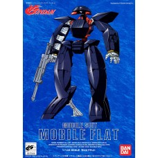 00-72569 1/144  No. 02 Mobile Suit Turn A Gundam Mobile Flat 500y