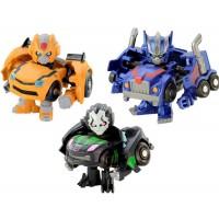 03-85886 TAKARA TOMY Q Transformers QTFS01 Anime 3 set 1000y