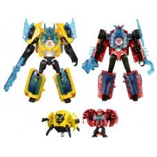 03-86276 TAV44 - Bumblebee & Sideswipe - Supreme Armor Set
