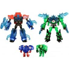 03-86277 TAV45 - Optimus Prime & Grimlock - Supreme Armor Set