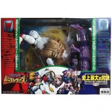 03-06370 Beast Wars VS-16 Lio Convoy and Galvatron Box Set 5800y