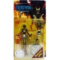 01-89265 Devilman Fewture Action Figures Second Series Miki Figure (Repaint Version)