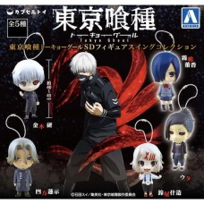 01-08426 Tokyo Ghoul SD Figure Mascot Collection Vol. 1  300y (PREORDER: AUGUST 2017)