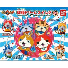 01-10927 Yokai watch Yokai dream swing 01 Set of 4 200y