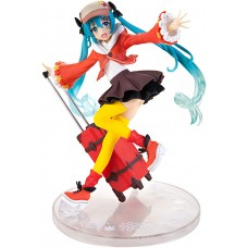 01-71100 Vocaloid Hatsune Miku Original Autumn Clothes Version PVC Figure Renewal