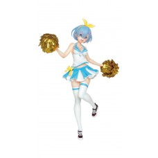 01-71300 Re:Zero − Starting Life in Another World Precuious Figure Rem Original Cheerleader Version