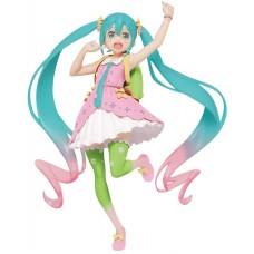 01-21200 Vocaloid Hatsune Miku Original Spring Clothes Figure - Renewal Version