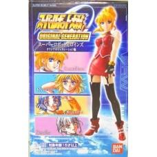 01-34482 Super Robot Wars Heroines - Original Generation Blind Box Trading figures