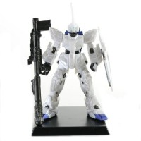 "01-59828 Gundam Unicorn UC2 Digital Grade Figures 300y - Unicorn Gundam RX-0 Ver. Ka (White Version) (2"" Figure)"