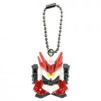 01-85073 Gundam Build Fighters Swing Mascot 200y - Gundam Sengoku Astray Fortune None