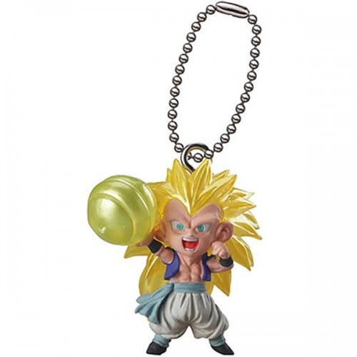 SS3 Gotenks Dragon Ball Kai UDM The Best 05 Figure Keychain