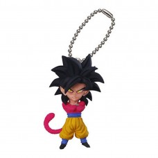 01-87291 Dragonball Kai UDM Ultimate Deformed Mascot Figure Mascot Burst 7 200y - Super Saiyan 4 Goku