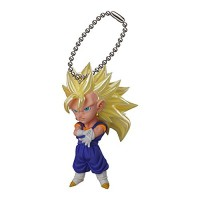 01-87291 Dragon Ball  Z GT Ultimate Deformed Mascot  UDM  Burst 7 200y  - Super Saiyan 3 Vegeto