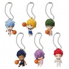 01-90009 Kuroko Basketball All Star First Half Battle 200y - Set of 6