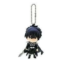 01-90728 Bandai Magic Knight Rayearth Figure Mascot Swing Keychain - Lantis 300y