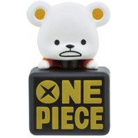 01-90889 TV Animation  One Piece Double Jack Mascot 2 200y - Bepo