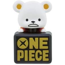 01-90889 TV Animation  One Piece Double Jack Mascot 2 200y - Bepo
