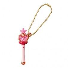 01-92189 Sailor Moon Die Cast Charm Vol. 2 300y - Pink Moon Stick