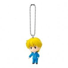 01-92205 Marmalade Boy Swing Mini Figure Mascot Key chain 200y  - Yuu Matsuura
