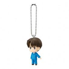 01-92205 Marmalade Boy Swing Mini Figure Mascot Key chain 200y  - Ginta Suou