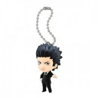 01-92232  Assassination Classroom Mini Figure Mascot Key Chain Swing  1st hour 300y - Tadaomi Karasuma