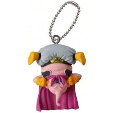 01-95735 Dragon BallZ / GT Ultimate Deformed Mascot UDM The Best 10 Mini Figure Mascot Key Chain 200y - Majin Buu