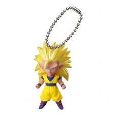 01-96893 DragonBall Kai UDM Burst 14 200y - Super Saiyan 3 Son Goku