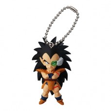 01-96893  Dragon Ball Z Ultimate Deformed Mascot UDM Burst 14 200y - Raditz