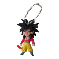 01-96895 Dragon Ball Ultimate Deformed Mascot (UDM) Burst 15 200y - Super Saiya Jin 4 Son Goku