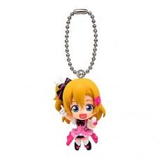 01-97084 Love Live! School Idol Project Mini Mascot Keychain / Swinger Pt. 5 300y - Kousaka Honoka