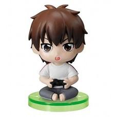 01-97116 Ace of Diamond Baseball Suwarase Team Sitting Mini Figures Capsule Toy 400y - Sawamura Eijun