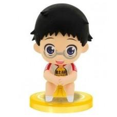 01-97259 Yowa Mushi Pedal Grande Road Corps 1 Mini Figure with Stand 400y - Onoda Sakamichi
