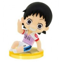01-97259 Yowa Mushi Pedal Grande Road Corps 1 Mini Figure with Stand 400y - Midousuji Akira