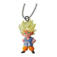 01-06504 DragonBall Super UDM Ultimate Deformed Mascot The Best 14 200y - Super Saiyan Kid Goku (Dragon Ball GT)