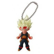 01-06522 Bandai Dragon Ball Z UDM Ultimate Deformed Mascot  Burst 20 Keychain / Mascot - Super Saiyan Bardock