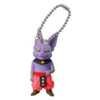 01-06522 Bandai Dragon Ball Z UDM Ultimate Deformed Mascot  Burst 20 Keychain Figure Mascot - Shampa
