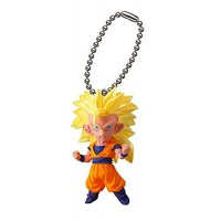 01-06530 Dragon Ball Super Ultimate Deformed Mascot Burst 24 200y - Super Saiyan 3 SS3 Goku