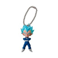 01-06530 Dragon Ball Super Ultimate Deformed Mascot Burst 24 200y - SSGSS Vegeta