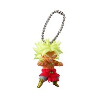 01-06530 Dragon Ball Super Ultimate Deformed Mascot Burst 24 200y - Super Saiyan SS Broly