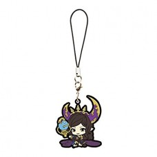 01-06569 Bandai Granblue Fantasy rubber Mascot / Strap - Aruru Meiya