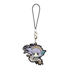 01-06569 Bandai Granblue Fantasy rubber Mascot / Strap - Lily