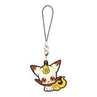 "01-06573 Bandai Twin Star Exorcist Sousei no Onmyouji Capsule Rubber Mascot Figure ~2"" - Kinako"