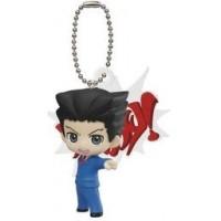 01-09295 Ace Attorney Swing Gyakuten Saiban: Sono Shinjitsu, Igi Ari! Mascot Figure 1.5 - Naruhodo Ryuichi
