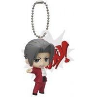 01-09295 Ace Attorney Swing Gyakuten Saiban: Sono Shinjitsu, Igi Ari! Mascot Figure 1.5 - Mitsurugi Reiji …