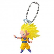 01-11469 Dragon Ball Super UDM Ultimate Defomed Mascot The Best 17 200y - Super Saiyan 3 Son Goku