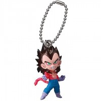 01-11469 Dragon Ball Super UDM Ultimate Defomed Mascot The Best 17 200y - Super Saiyan 4 Vegeta