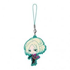 01-13273 Bandai Yuri!!! on Ice Capsule Rubber Mascot 300y - Yuri Plisetsky