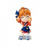 01-13309 Love Live! Sunshine!! School Idol Project Cho Collect Plus Part 2 Mini Figure  400y - Chika Takami