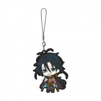 01-17929 Bungo To Alchemist Capsule Rubber Mascot 300y - Ryūnosuke Akutagawa