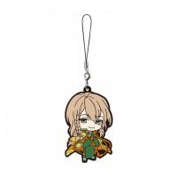 01-17929 Bungo To Alchemist Capsule Rubber Mascot 300y - Kouyou Ozaki
